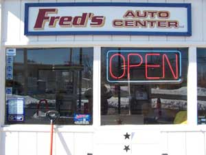 Auto Repair in West Haven